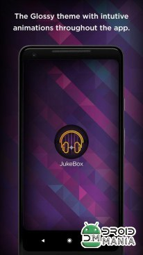 Скриншот JukeBox Music Player Pro №1