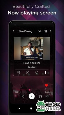 Скриншот JukeBox Music Player Pro №4