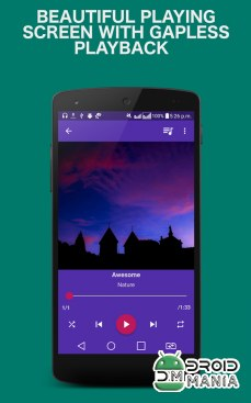 Скриншот Mp3 Music Player №3