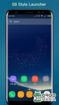 Скриншот S S8 Launcher - Galaxy S8 Launcher, theme, cool №1
