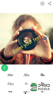 Скриншот TypIt Pro - Text on Photos №2