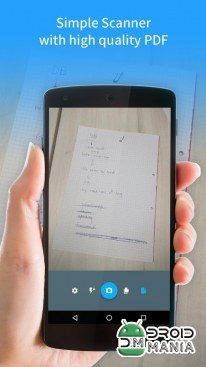 Скриншот Camera Scanner To Pdf - TapScanner №1