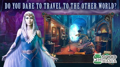 Скриншот Hidden Objects - Witches' Legacy: The Dark Throne №1