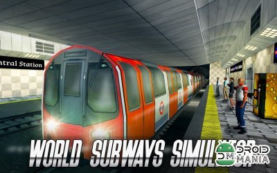 Скриншот World Subway Simulator Premium  №1