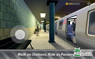 Скриншот World Subway Simulator Premium  №3