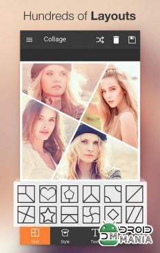 Скриншот Photo Editor Pro – Filters, Sticker, Collage Maker №1