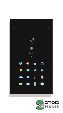 Скриншот Kecil - Icon Pack for Android №2