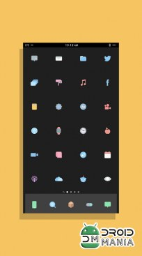 Скриншот Kecil - Icon Pack for Android №4