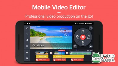 Скриншот KineMaster – Pro Video Editor №1