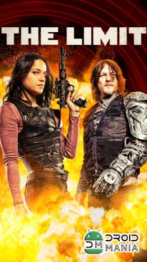 Скриншот Robert Rodriguez's THE LIMIT for Android №1