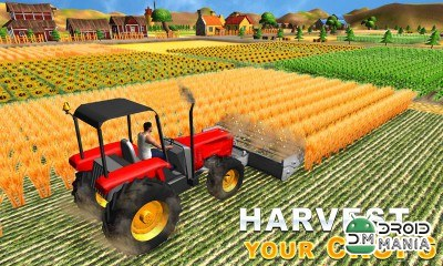 Скриншот Forage Plow Farming Harvester №4