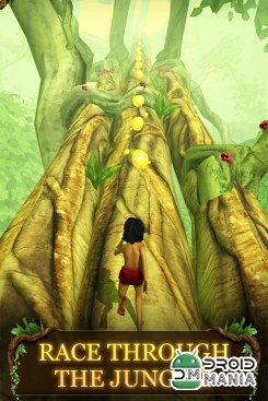 Скриншот The Jungle Book: Mowgli's Run №1