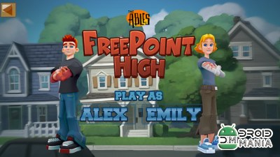 Скриншот The Ables: Freepoint High №1
