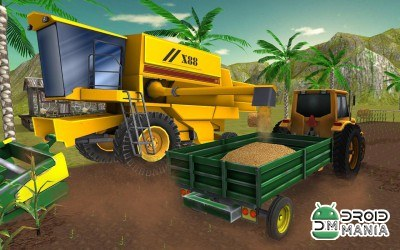 Скриншот Farming Simulator 3D №1