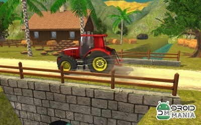 Скриншот Farming Simulator 3D №2