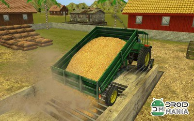 Скриншот Farming Simulator 3D №3