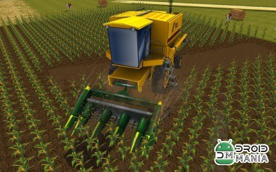 Скриншот Farming Simulator 3D №4