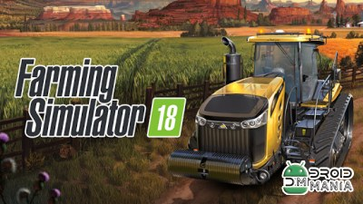 Скриншот Farming Simulator 18 №1