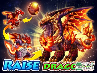 Скриншот Dragon x Dragon - City Sim Game №1