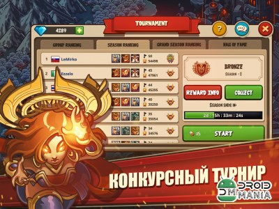 Скриншот Empire Warriors TD Premium: Tower Defense Games №3