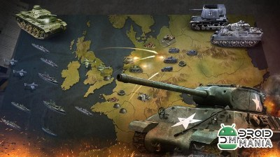 Скриншот WW2: Strategy Commander Conquer Frontline №4