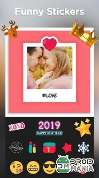 Скриншот Photo Collage Editor & Collage Maker - Quick Grid №2