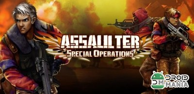 Скриншот Assaulter: Special Operations 2.0 №1