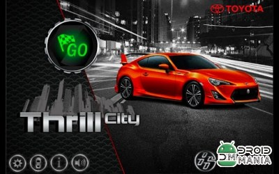 Скриншот Toyota Thrill City №1