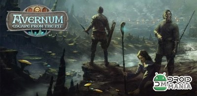 Скриншот Avernum: Escape From the Pit №1