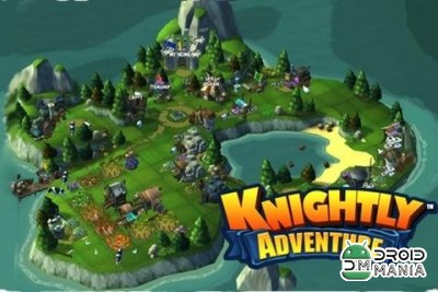 Скриншот Knightly Adventure №1