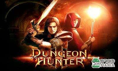 Скриншот Dungeon Hunter 2 HD №1