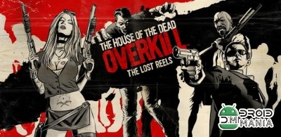 Скриншот House of the Dead Overkill: The Lost Reels №1