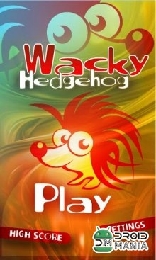 Скриншот Wacky Hedgehog №1