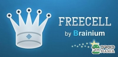 Скриншот FreeCell Solitaire №1
