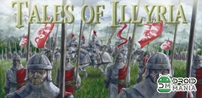 Скриншот Tales of Illyria №1