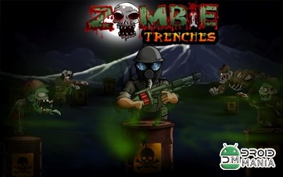 Скриншот Zombie Trenches Best War Game №1