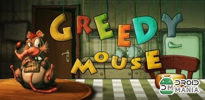 Скриншот Greedy Mouse №1
