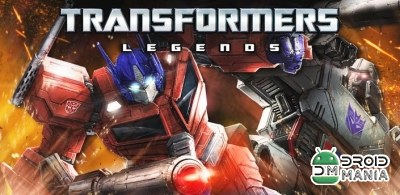 Скриншот Transformers Legends №1