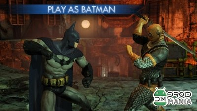 Скриншот Batman: Arkham City Lockdown №1
