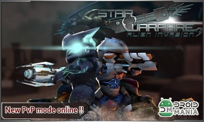 Скриншот Star Warfare: Alien Invasion №1