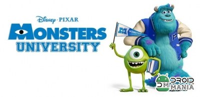 Скриншот Monsters University №1