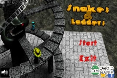Скриншот Snakes And Ladders 3D №1