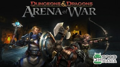 Скриншот Dungeons and Dragons: Arena of War №1