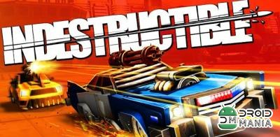 Скриншот Indestructible - преемник Twisted Metal уже в Google Play №1