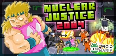 Скриншот Nuclear Justice 2084 №1