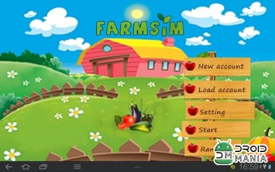 Скриншот Farm Story: Farming Simulator HD №1