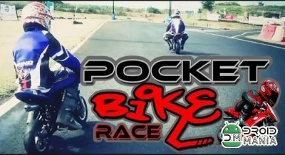 Скриншот Pocket Bike Race №1