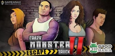 Скриншот Crazy Monster Truck 2 - Escape №1