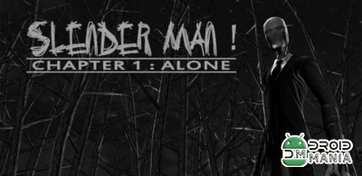 Скриншот Slender Man! Chapter 1: Alone №1