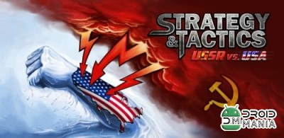 Скриншот Strategy & Tactics: USSR vs USA / Стратегия и тактика: СССР против США №1